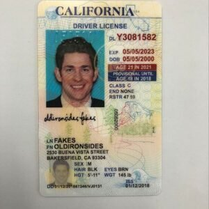California Under 21(Old CA U21) |BEST California FAKE ID,FAKE ID California