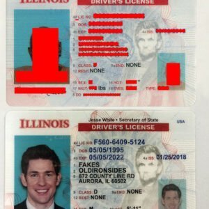Illinois(New IL) ID |BEST Illinois(New IL) FAKE ID,FAKE ID Illinois(New IL)