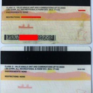 Minnesota(MN)|BEST FAKE ID,FAKE ID MINNESOTA STATE