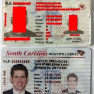 South Carolina(Old SC) |BEST South Carolina FAKE FAKE ID,FAKE ID South Carolina FAKE STATE