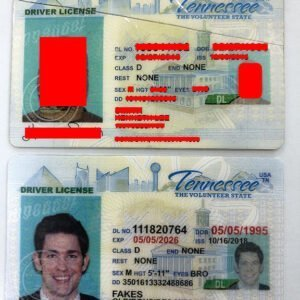 Tennessee(TN) | BEST Tennessee FAKE ID,FAKE ID Tennessee